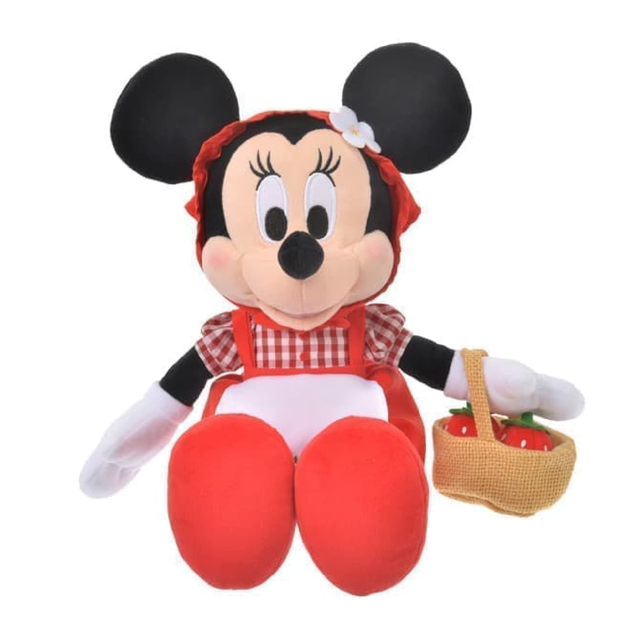 ディズニーストアから新作「いちごシリーズ」 -- ミニーマウスが爽やかな可愛さに