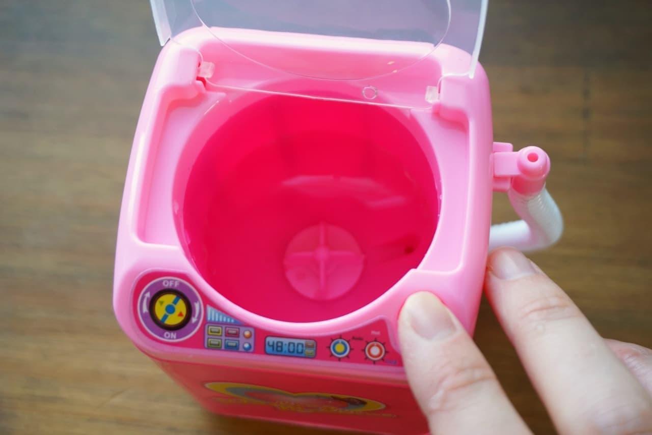 ダイソー「ミニ洗濯機」