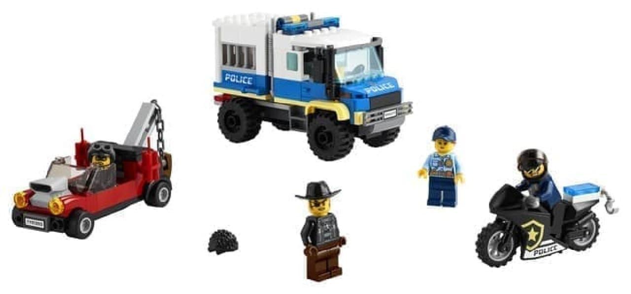 世界に1つだけの「レゴ シティ」作り♪ はたらくのりものなど新商品13点