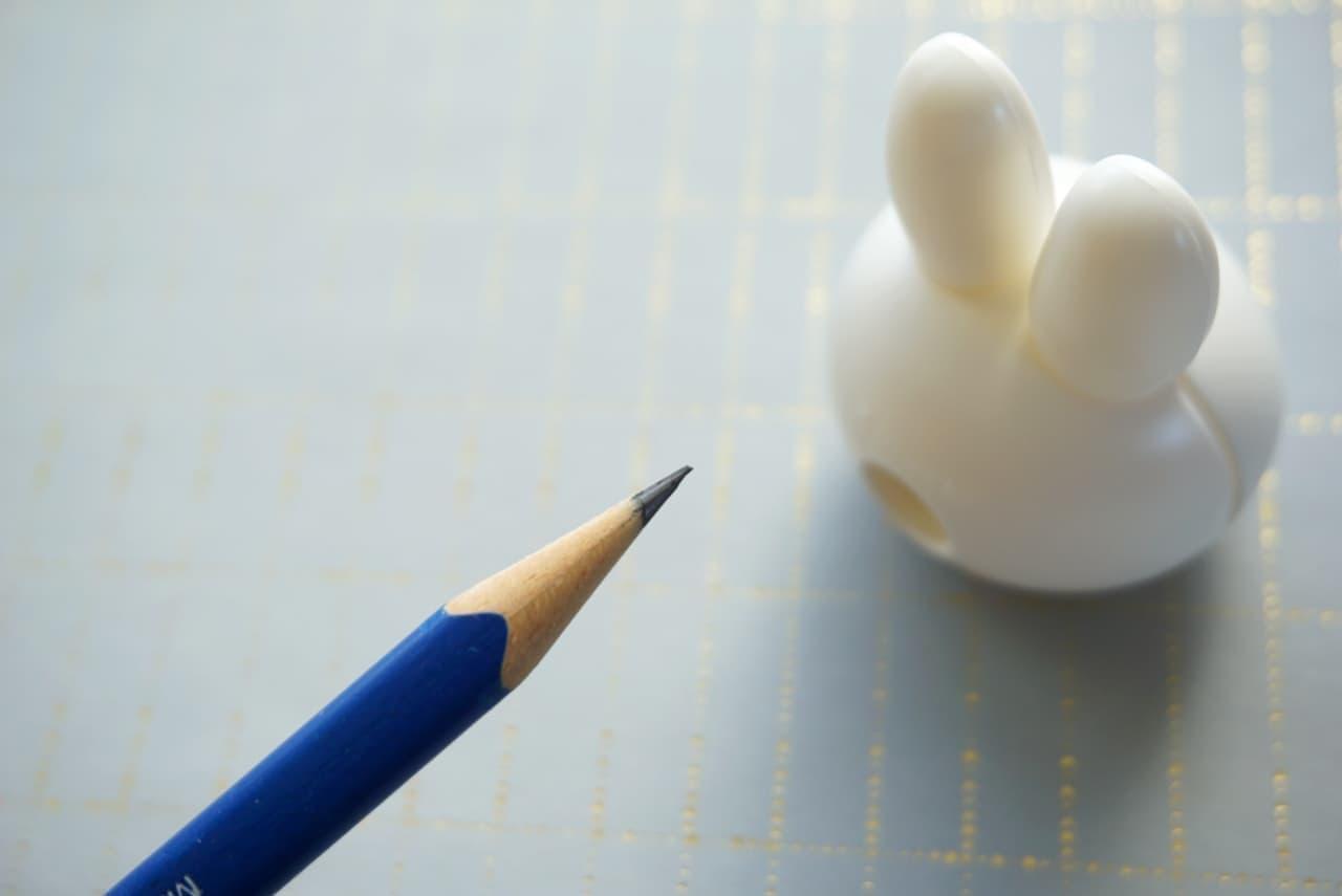 セリアミッフィーの鉛筆削り