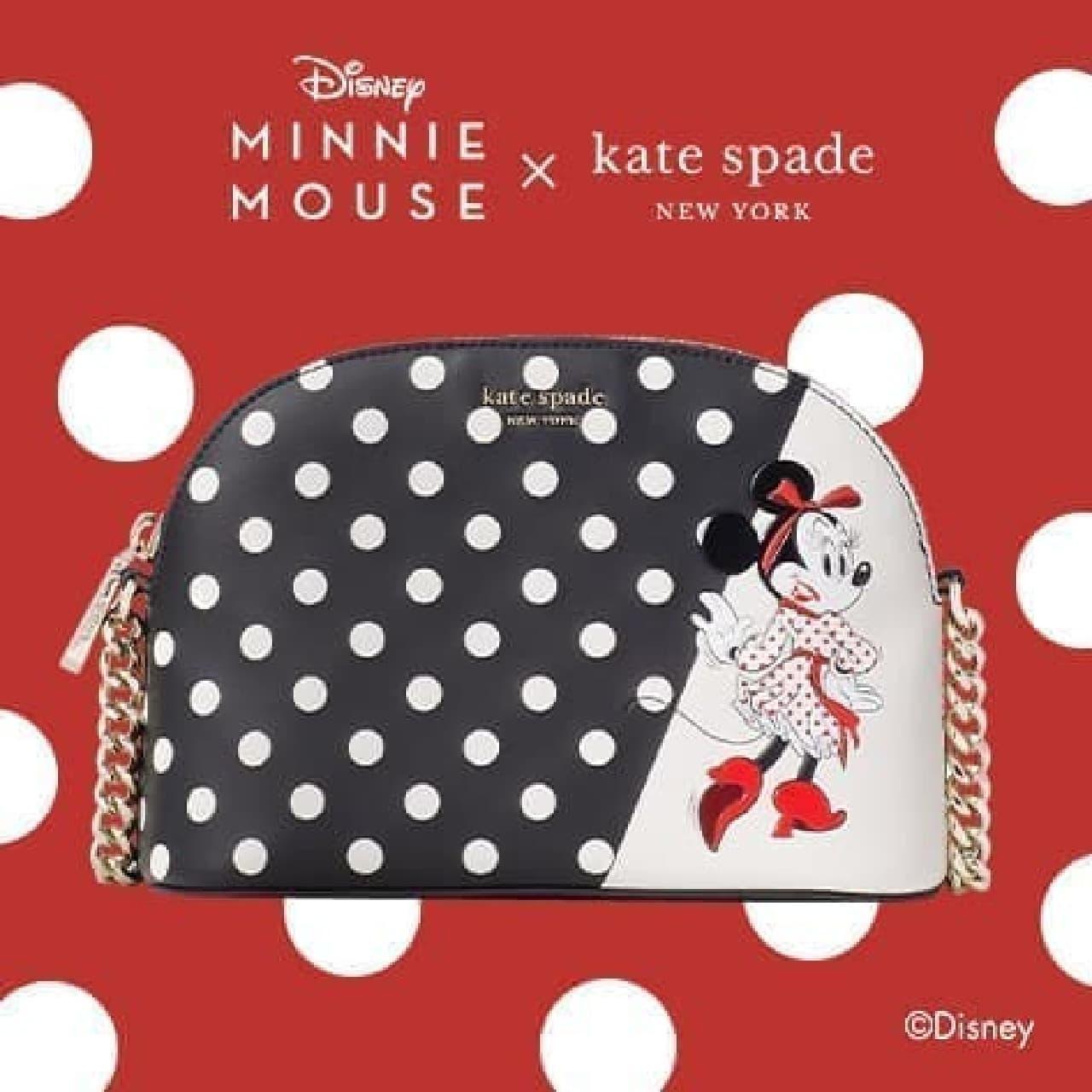 ディズニー×ケイト・スペード ミニーマウス コレクション