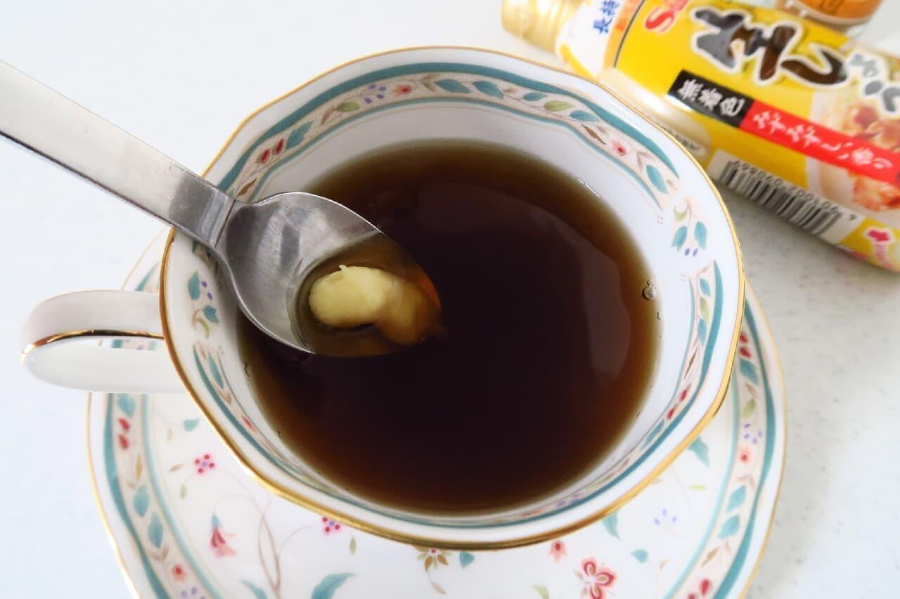 ホットで楽しむ麦茶アレンジ3つ -- 麦茶オレ・ジンジャー麦茶など
