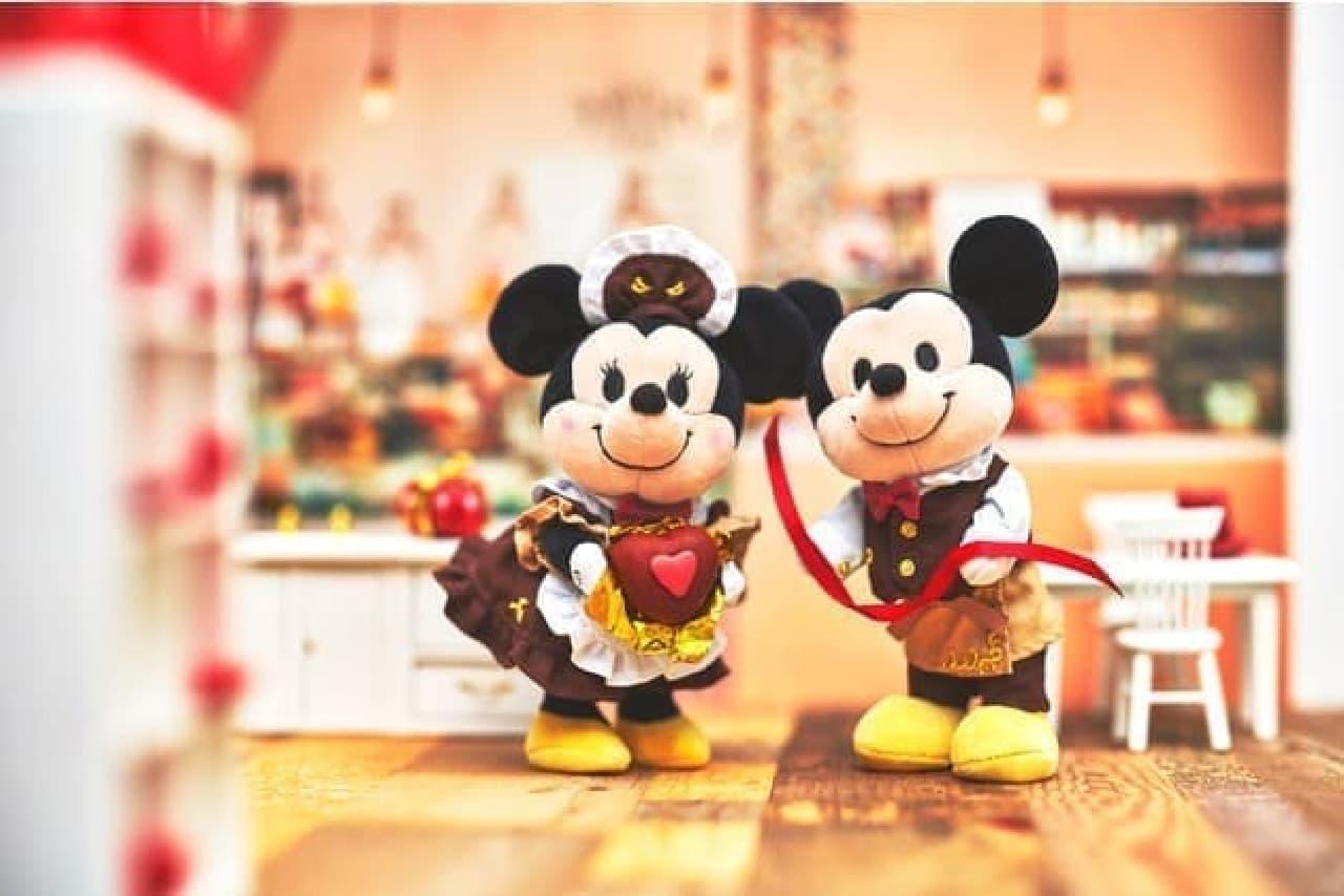 GODIVA×ディズニーのバレンタイン商品!シンデレラ・ベルを華やかに