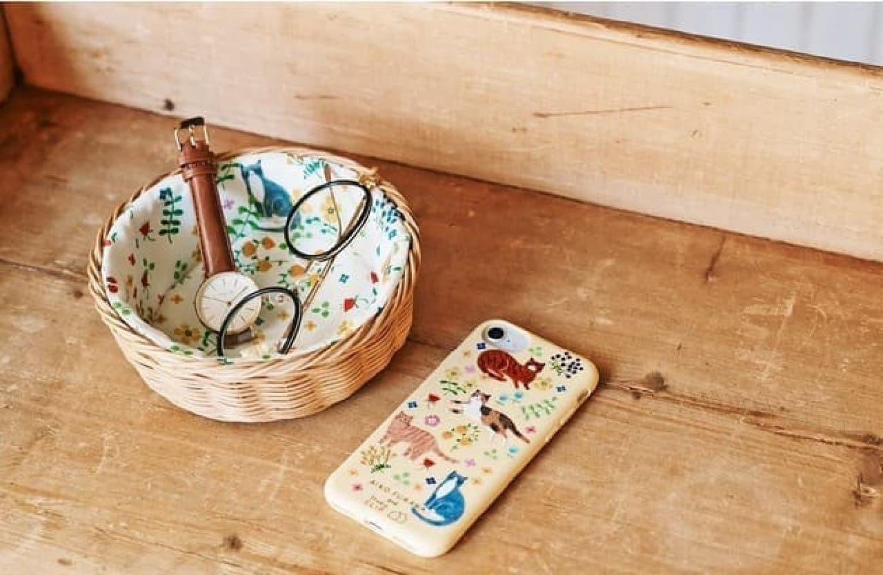 studio CLIP×布川愛子さんの可愛いコラボ雑貨 -- 売上の一部は動物保護に