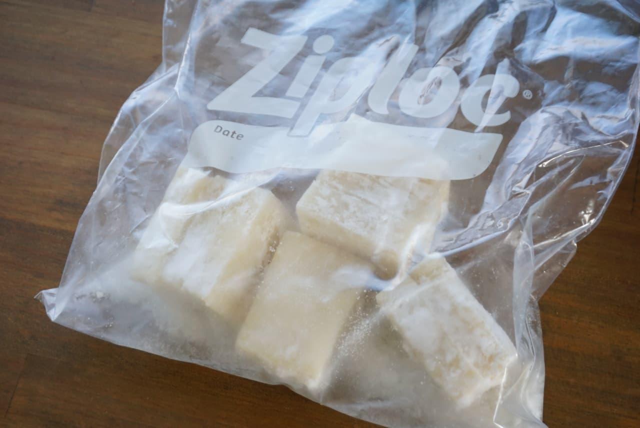 切り餅のイメージ画像