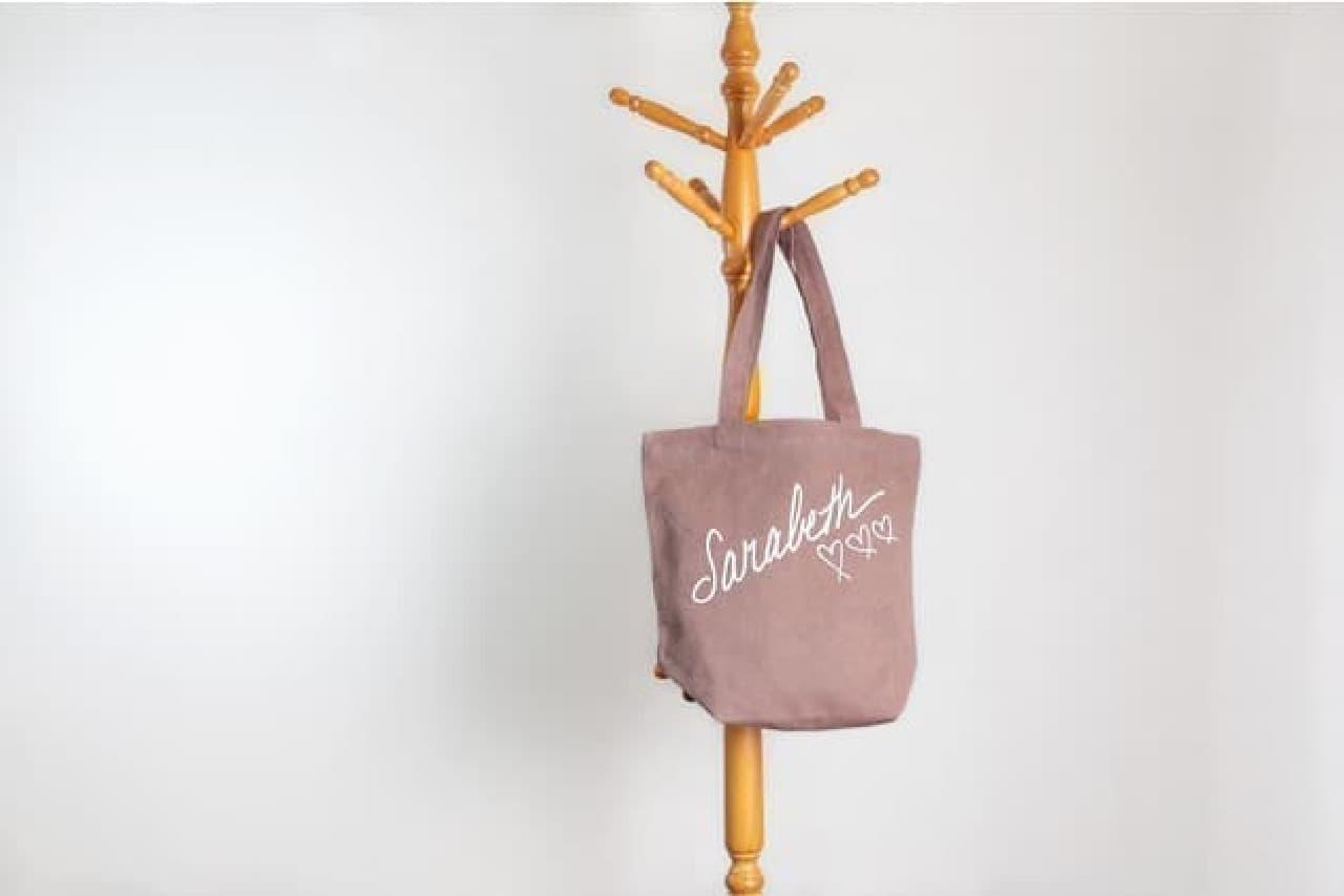 サラベスのオンラインストアOPEN!人気フルーツスプレッド・トートバッグなど販売