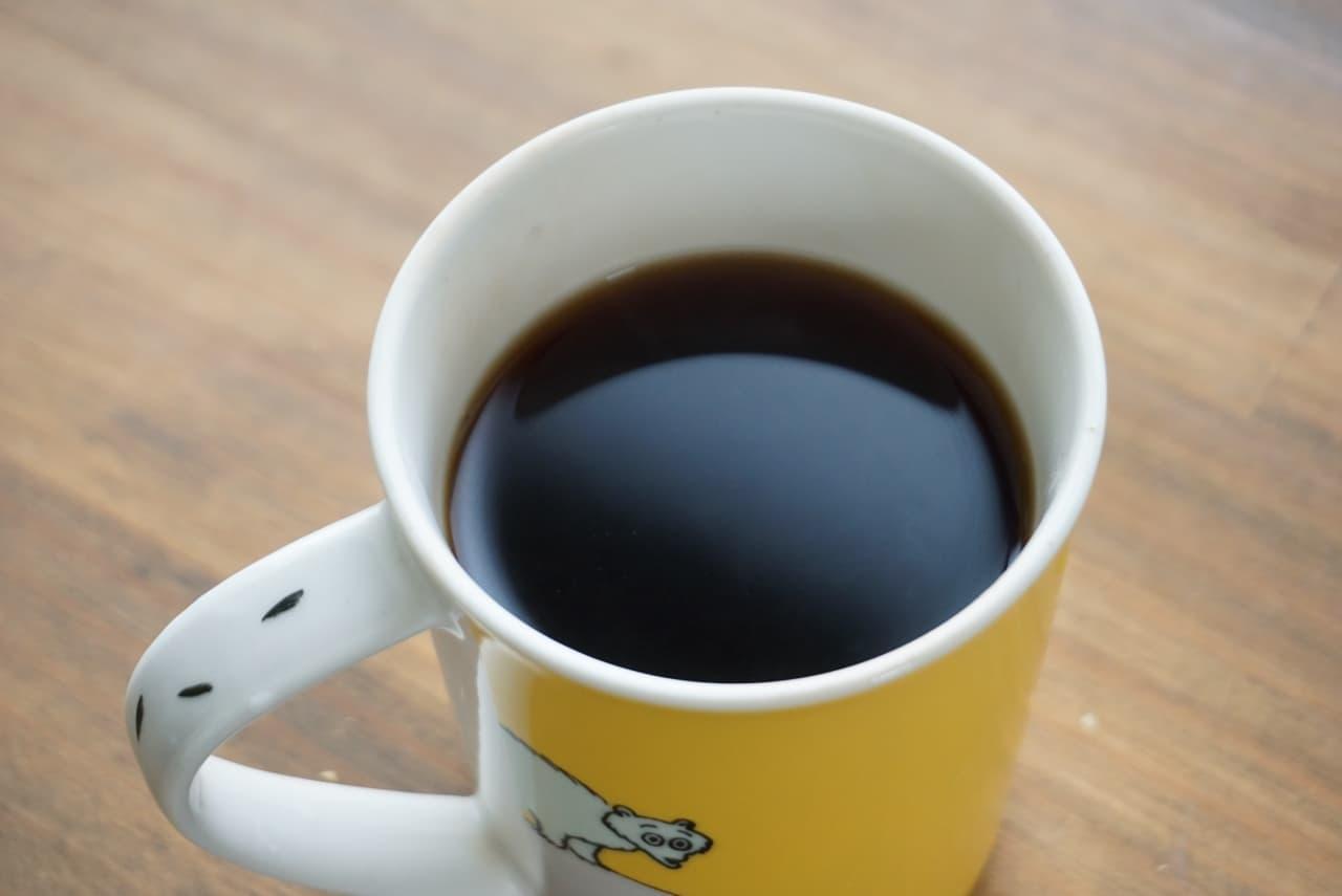コーヒーが入ったマグカップ