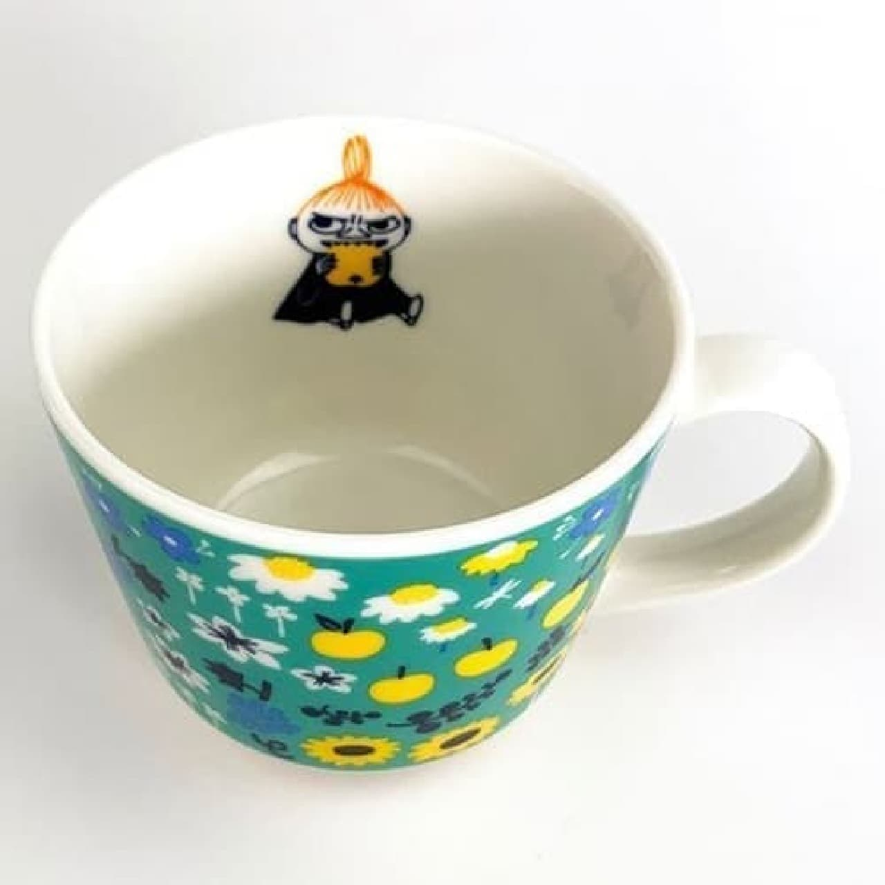 リトルミィ×ボタニカルの可愛いマグカップ -- 専用BOX入りでプレゼントにも