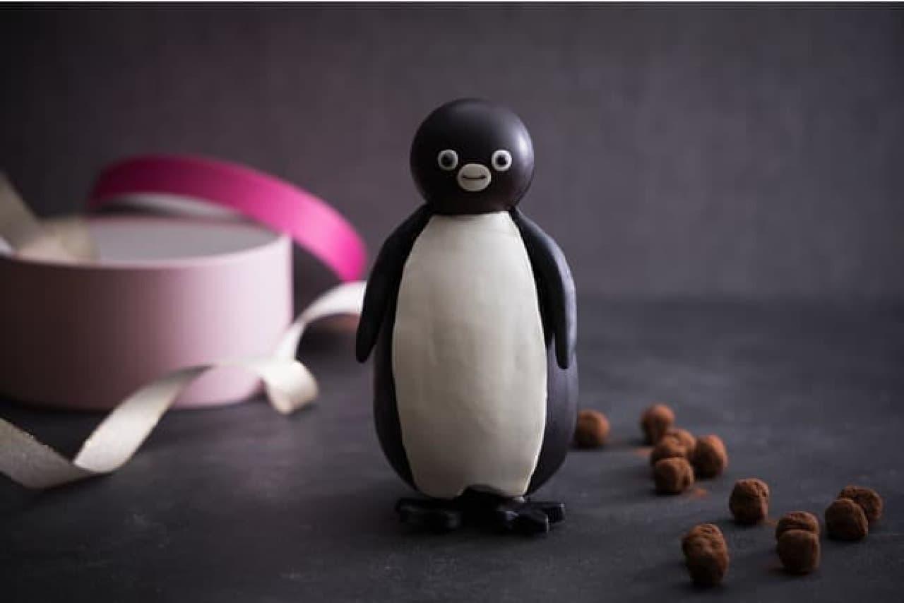 バレンタイン「Suicaのペンギン チョコレート」登場!トートバック付きも