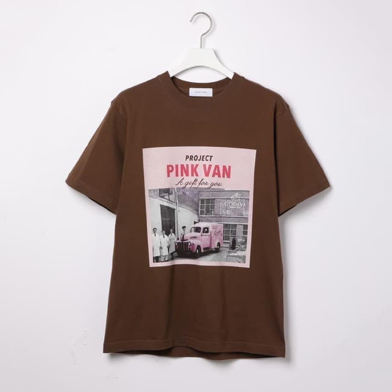 GODIVA×ADAM ET ROPE'がコラボ!Tシャツ&トートバッグ発売