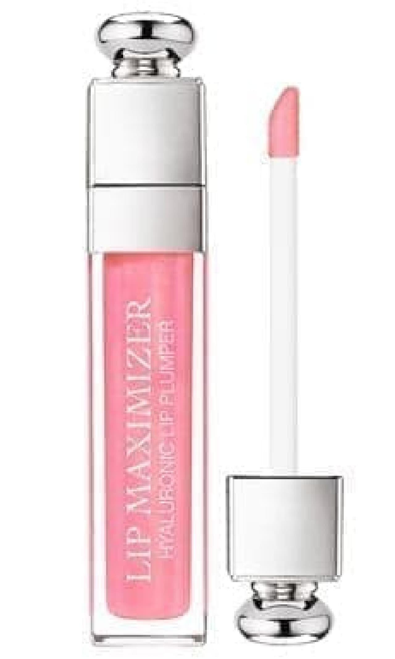 ディオール アディクト リップ マキシマイザー限定色「022 ウルトラ ピンク」