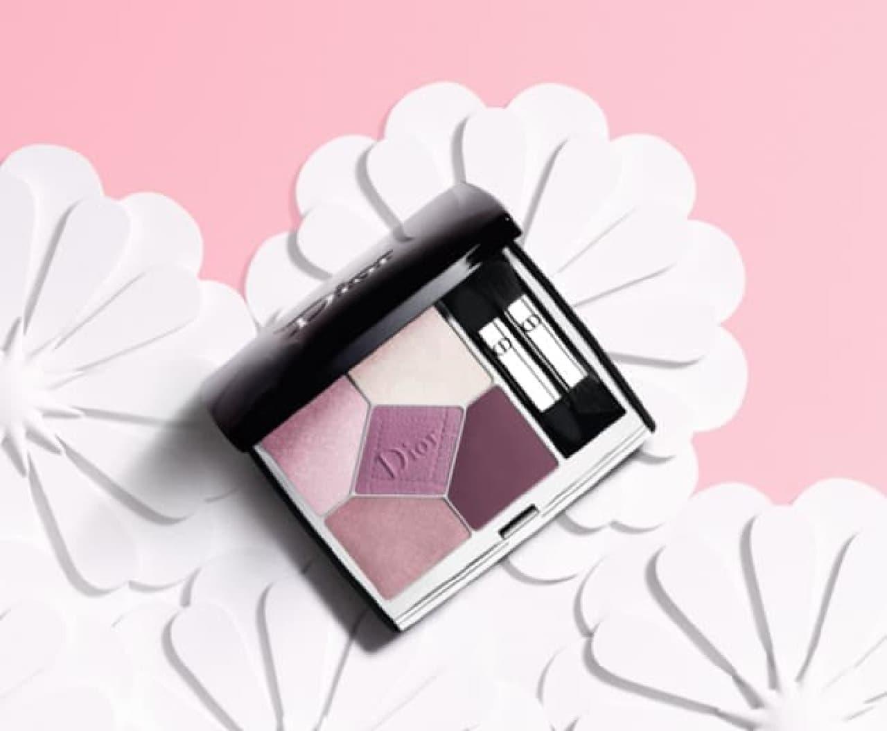 ディオール「サンク クルール クチュール」限定色「849 ピンク サクラ」