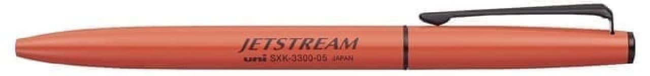「ジェットストリーム プライム」からミニマルな3色ボールペン -- ビジネスシーンのアクセントに