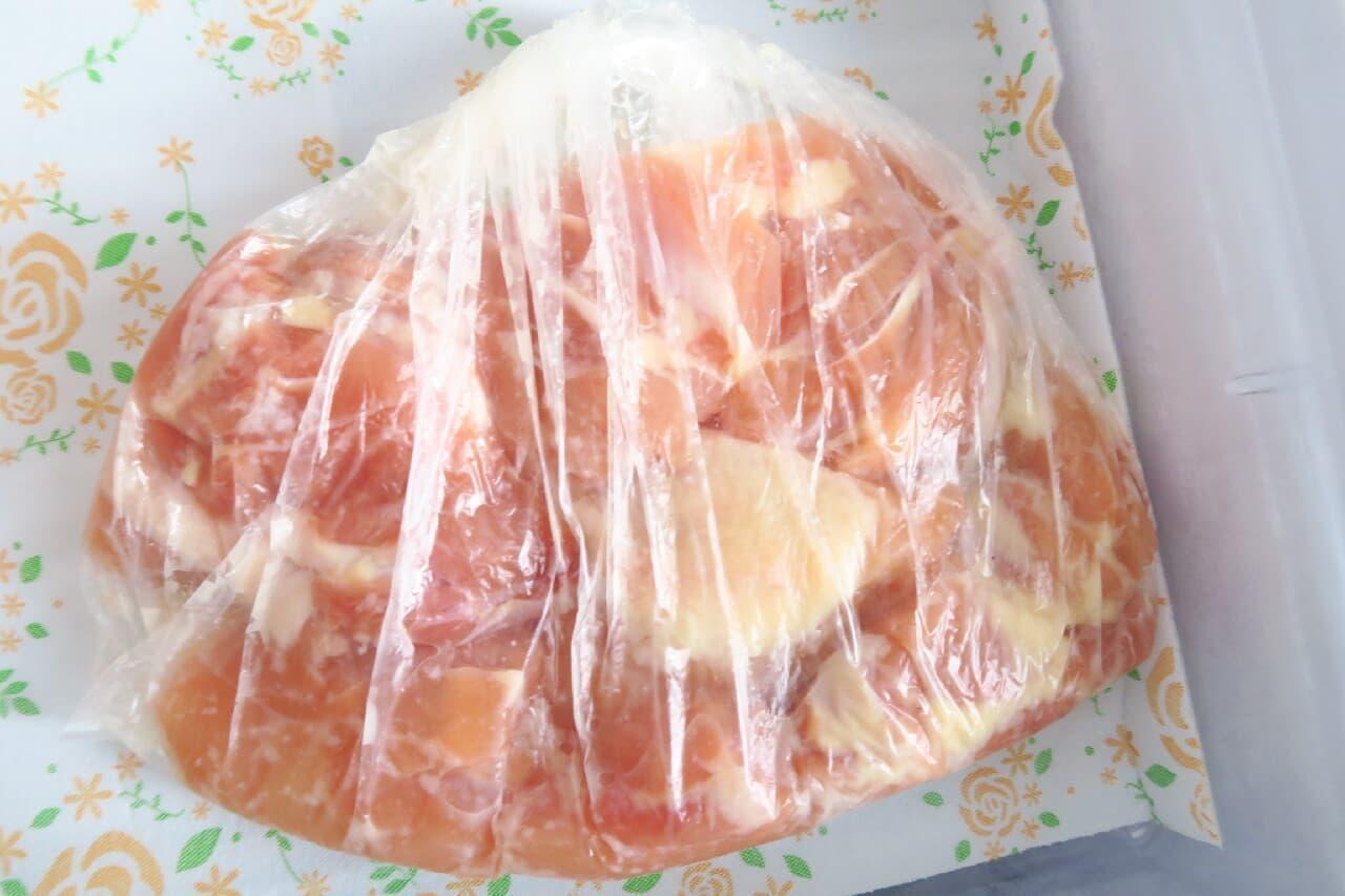 リッチな味わい♪ 鶏肉の塩麹チーズ焼き -- 下味冷凍の簡単レシピ