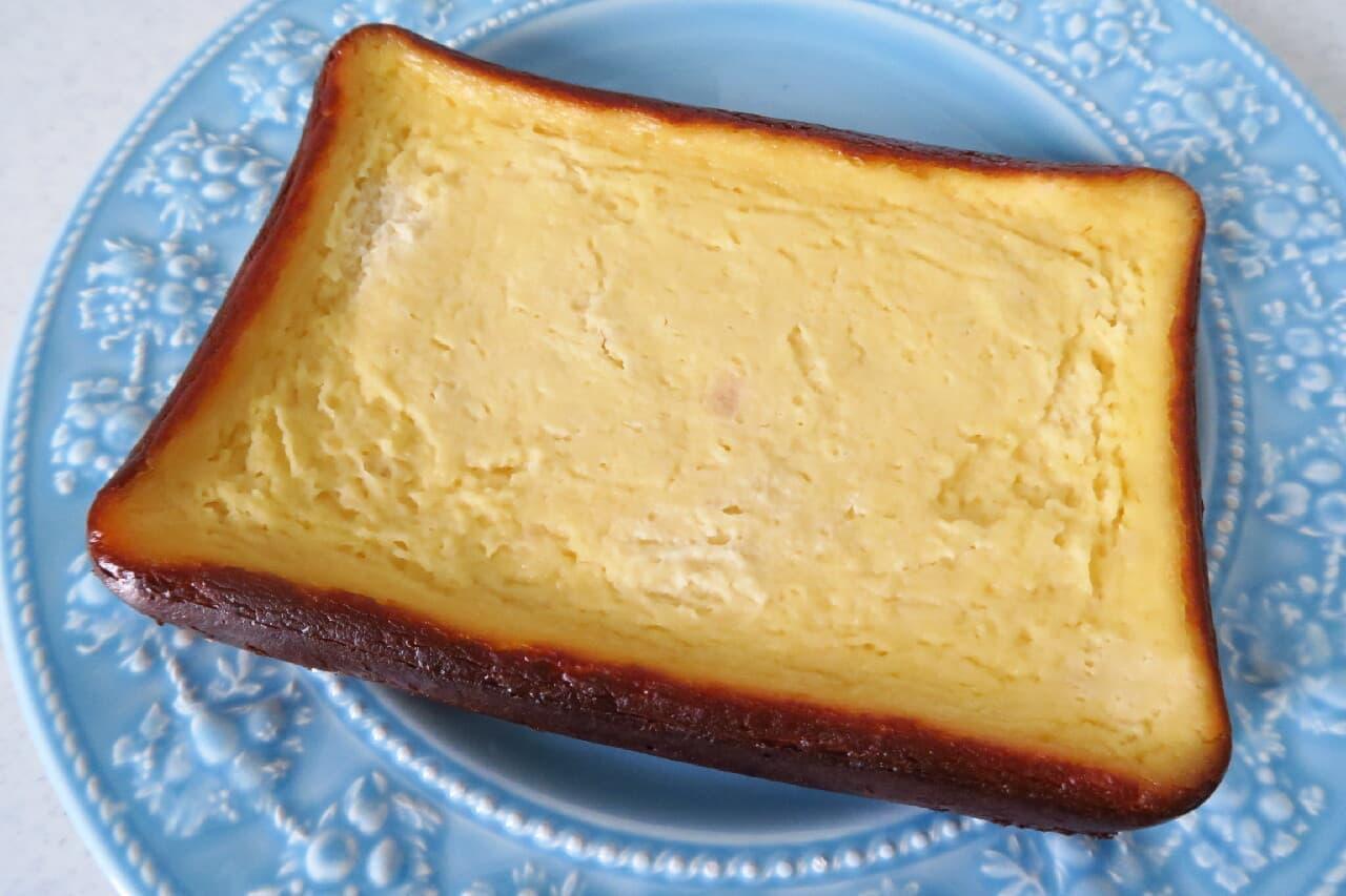 【レシピ】りんごジャムのチーズケーキ -- オーブン不要・玉子焼き器で簡単に