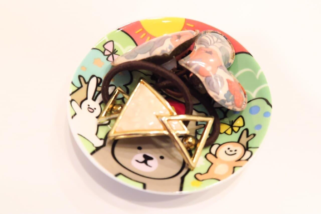 100均「豆皿 日本昔話」が懐かしい -- 浦島太郎・桃太郎などカラフルに