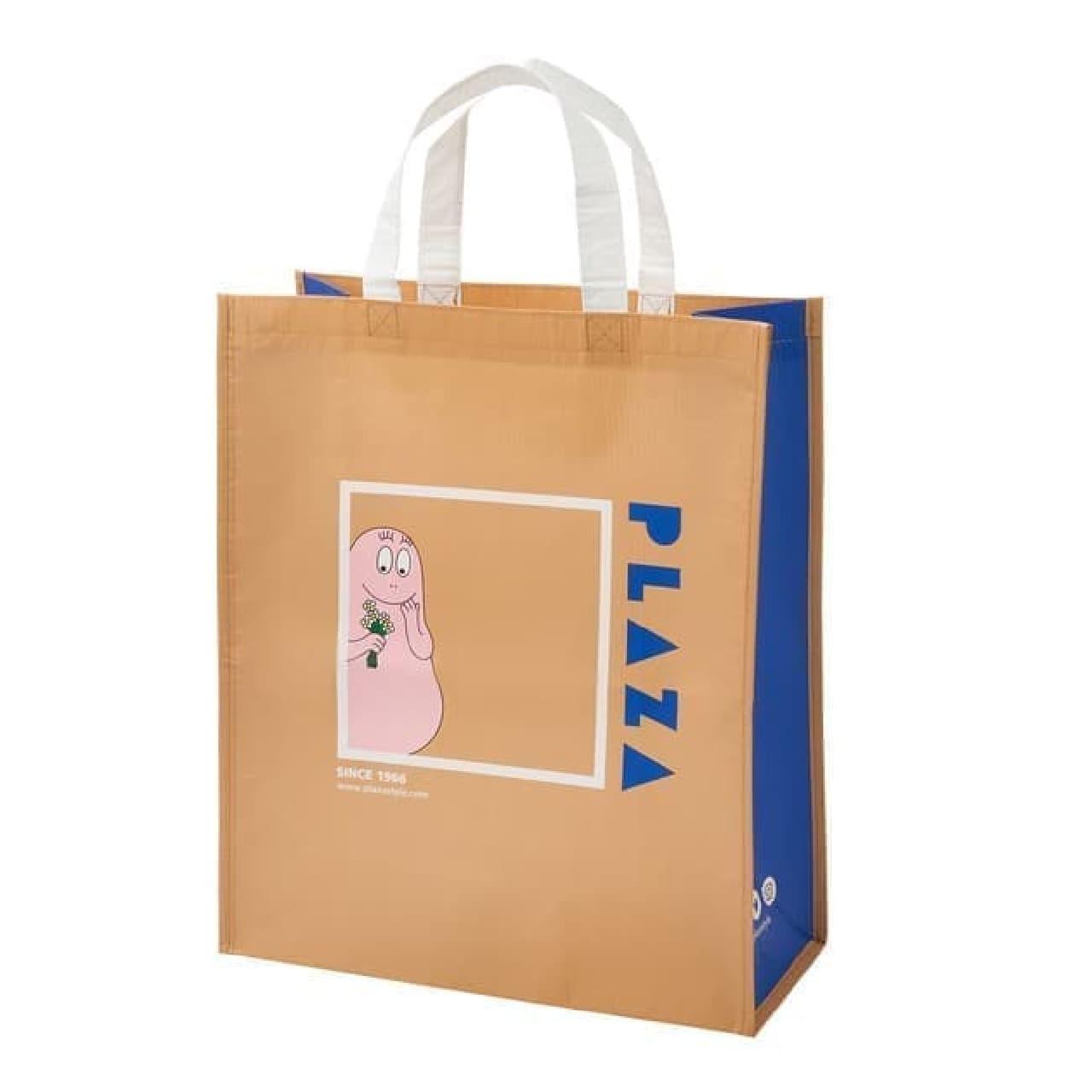 エコバッグの特典も!PLAZA「バーバパパプロモーション」可愛い&サステナブルな雑貨