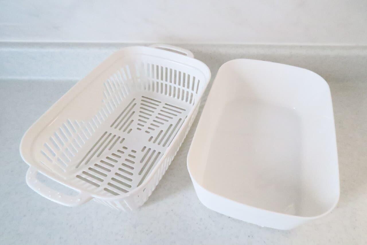水替えラクに♪ 100均「豆苗プランター」詳しい育て方つき