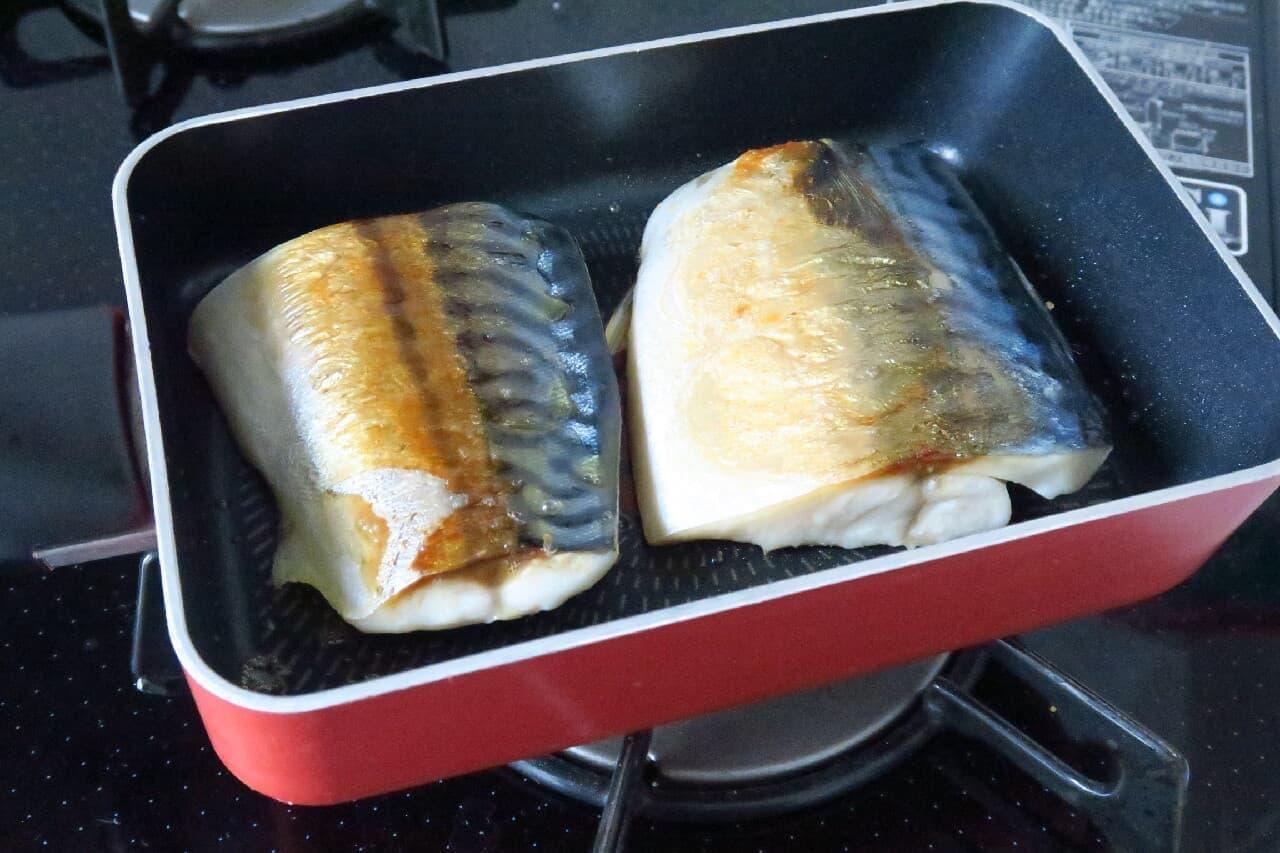 おすすめ!玉子焼き器の活用法3つ -- 焼き魚・レトルト温め・チーズケーキ作り