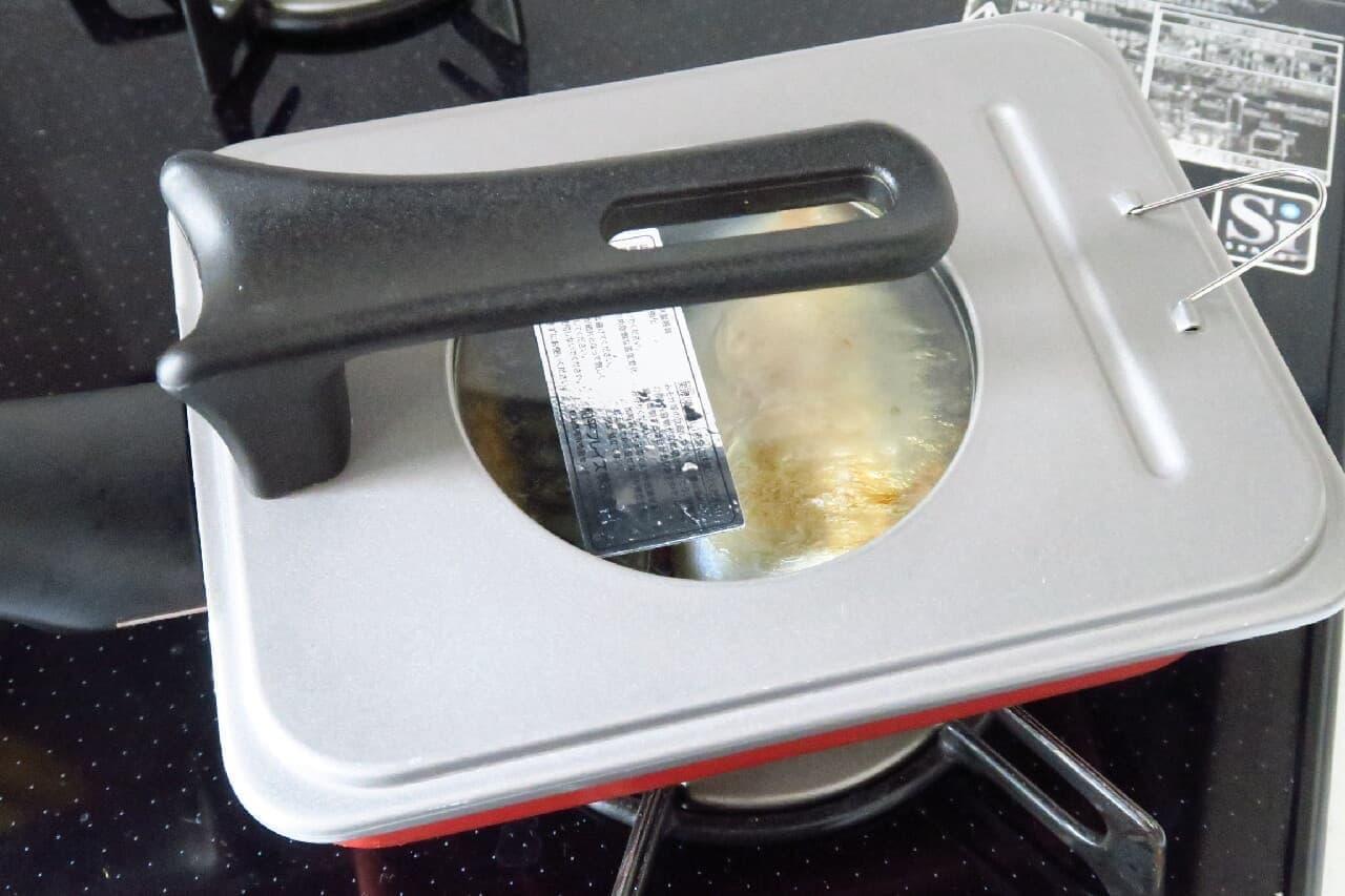 玉子焼き器の活用法