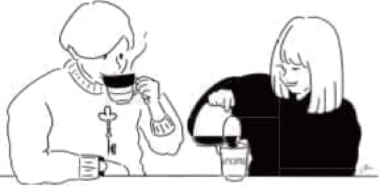 キーコーヒー×THE SHOP TKのコラボ!「コーヒーのある暮らし」を描いた衣類・バッグなど