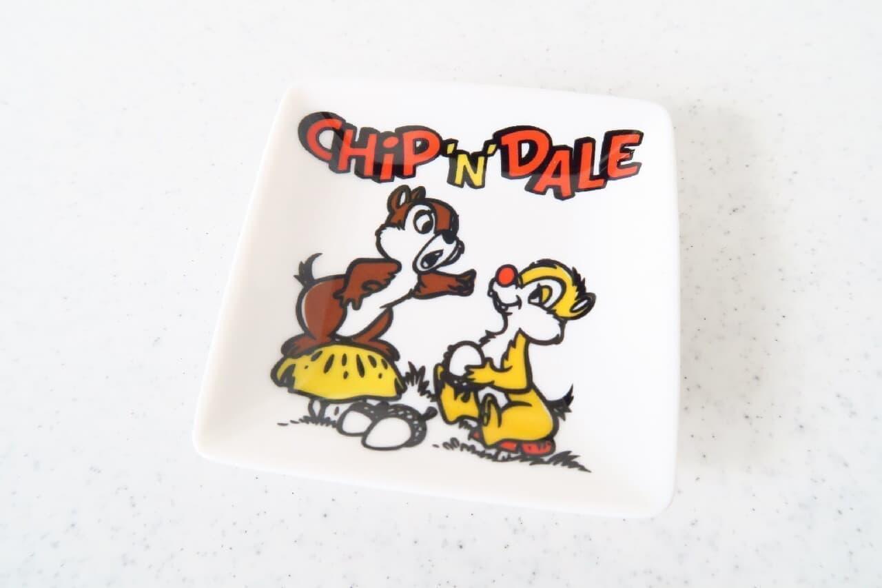 【100均】ディズニーの可愛い小皿♪ ミッキー・くまのプーさんなど種類豊富