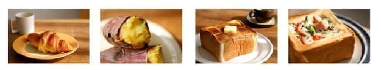ムラなくトーストを焼き上げる「すばやきトースター」がシロカから