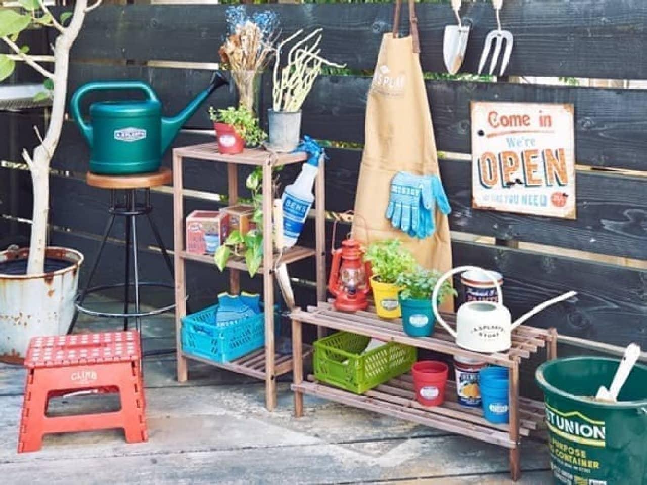 オーサムストアがガーデニンググッズ展開 -- 手軽な栽培キット・可愛いエプロンなど