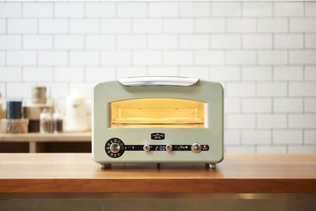 史上最高性能「アラジン グラファイト グリル&トースター」低温調理・炊飯も