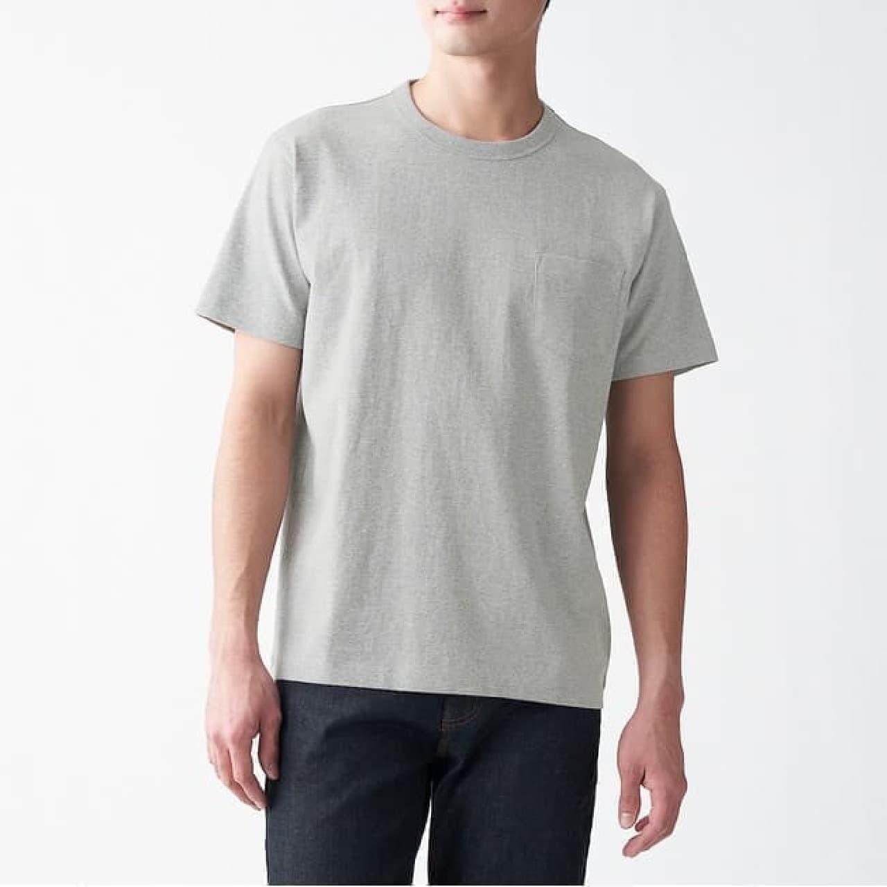 無印「手指用消毒ジェル」値下げ -- Tシャツ・インナーなども対象