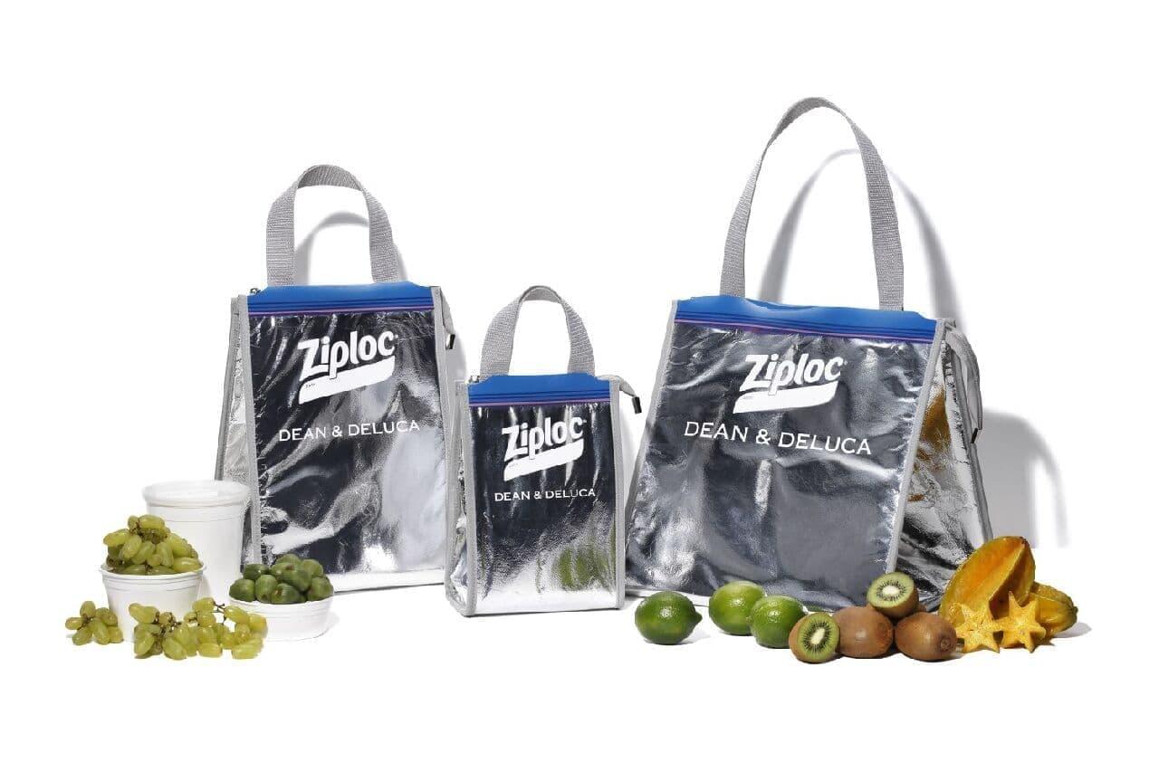 1日で完売したZiplocクーラーバッグが改良新発売 -- DEAN & DELUCA×BEAMS COUTUREとのトリプルコラボ