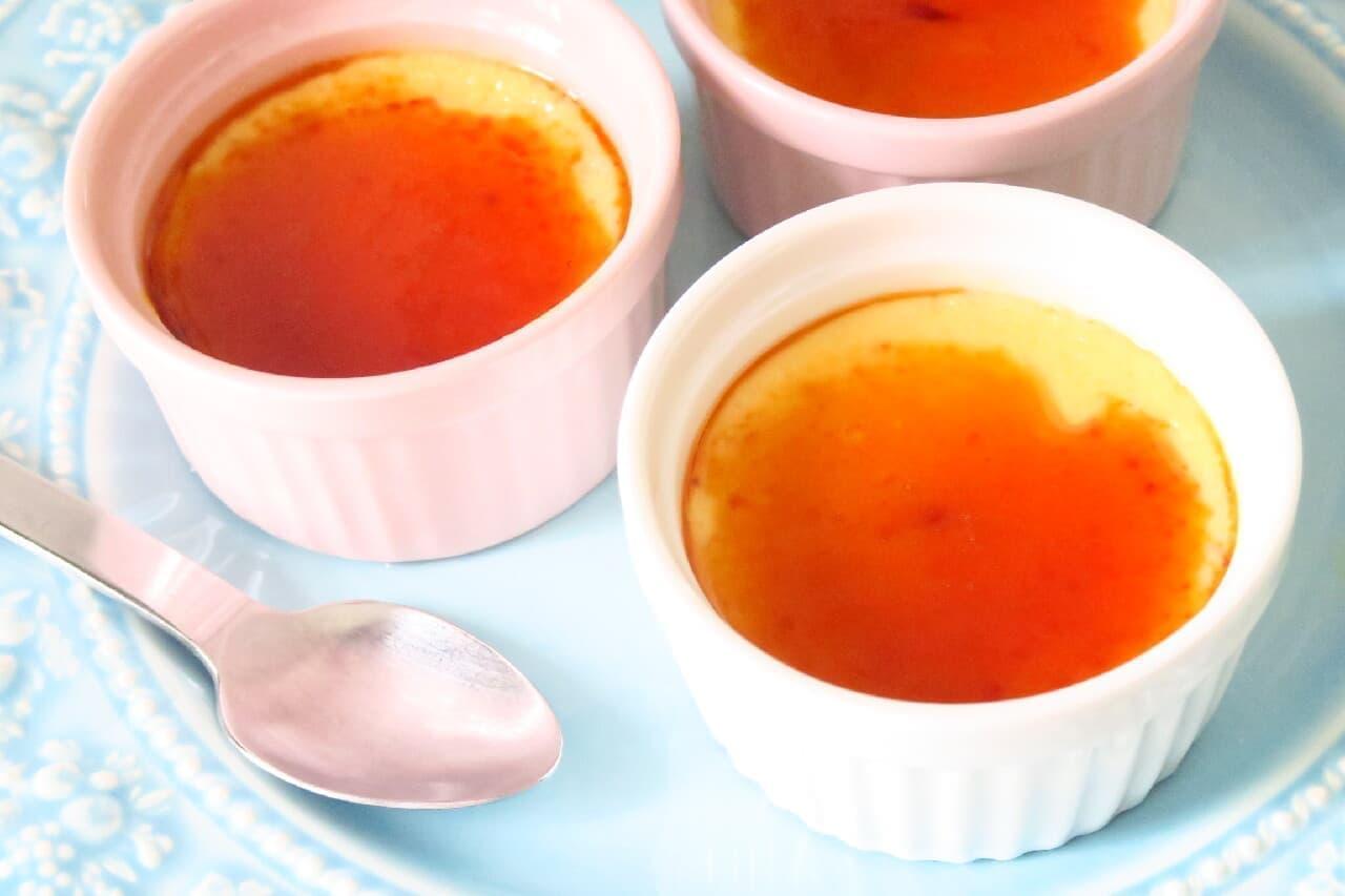100均ココット使用!簡単プリンのレシピ -- フライパンで7分蒸すだけ