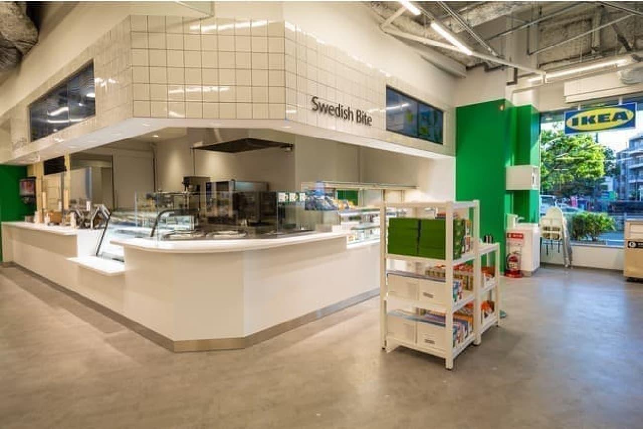 IKEA新宿が感染症対策を講じて5月1日オープン -- 量り売りデリ「スウェーデン バイツ」併設