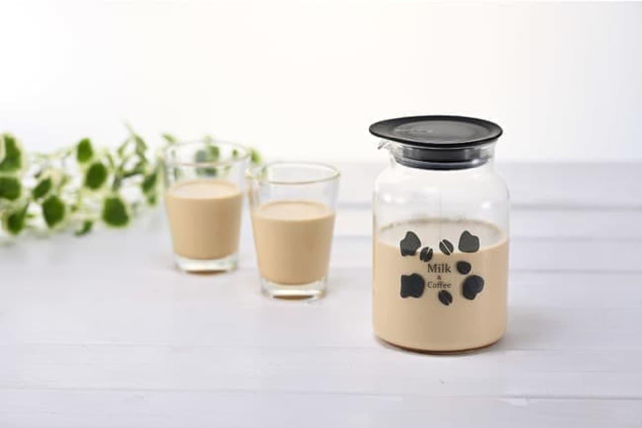 HARIO「ミルク出しコーヒーポット」発売!香り豊かなコーヒー牛乳に