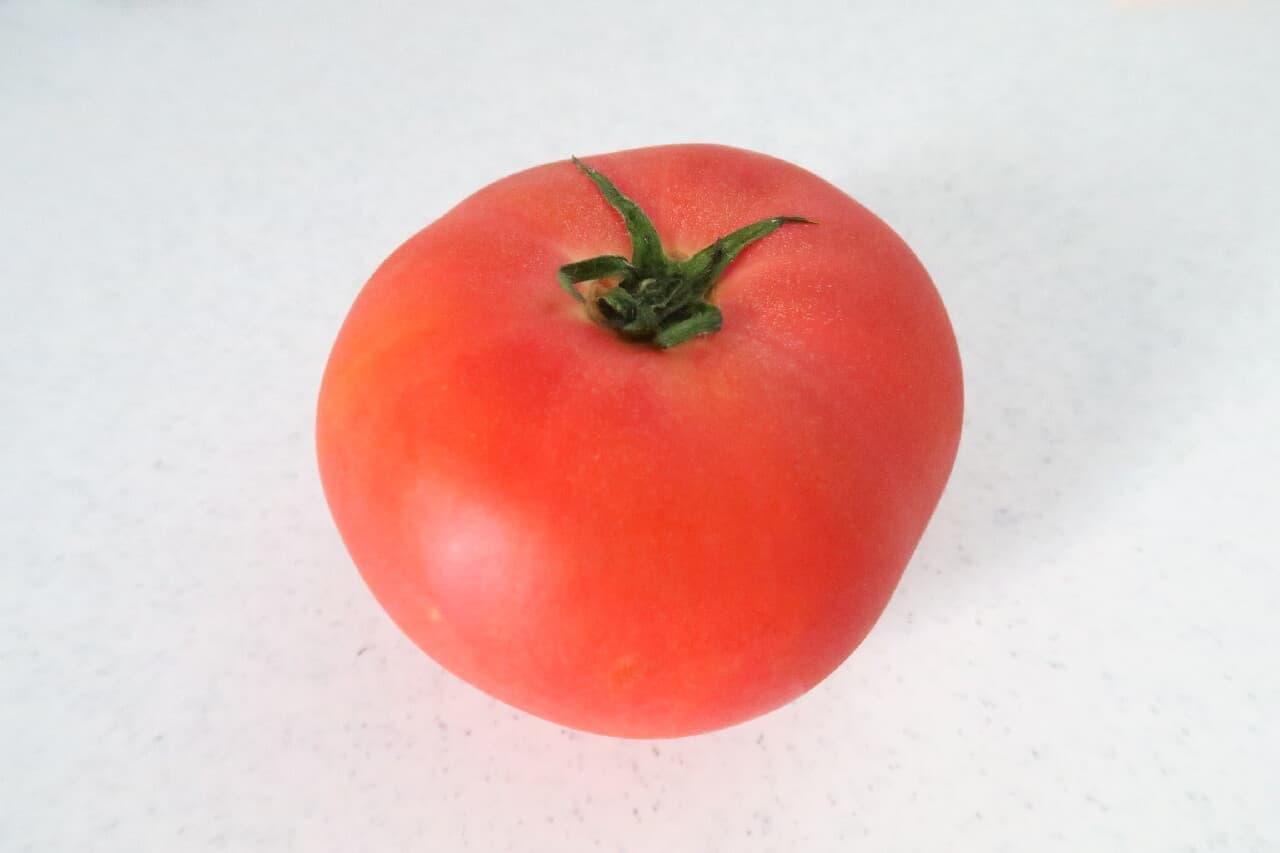 トマトの冷凍保存法