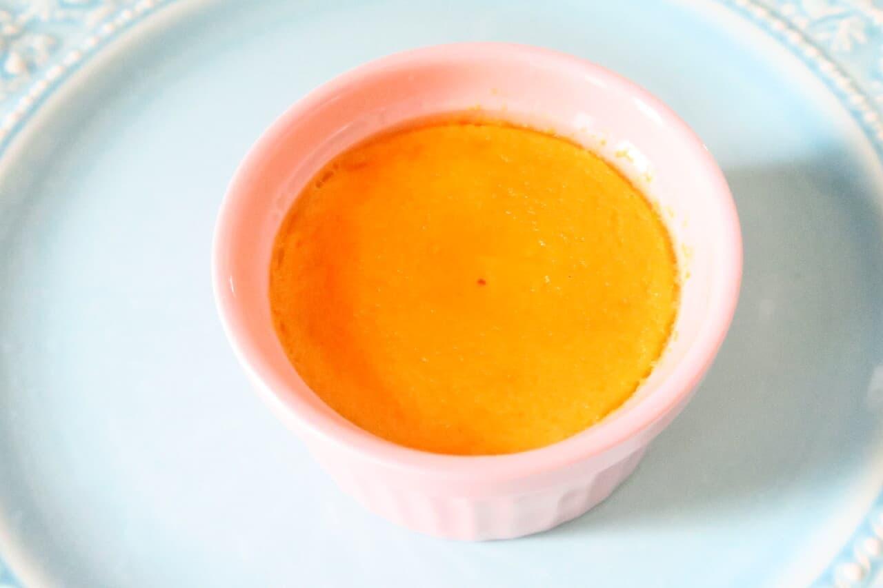 かぼちゃプリンのレシピ