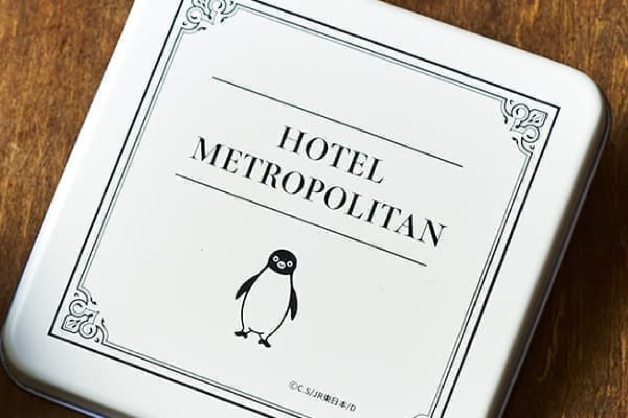 Suicaのペンギン クッキー詰め合わせ マルシェバッグ付き