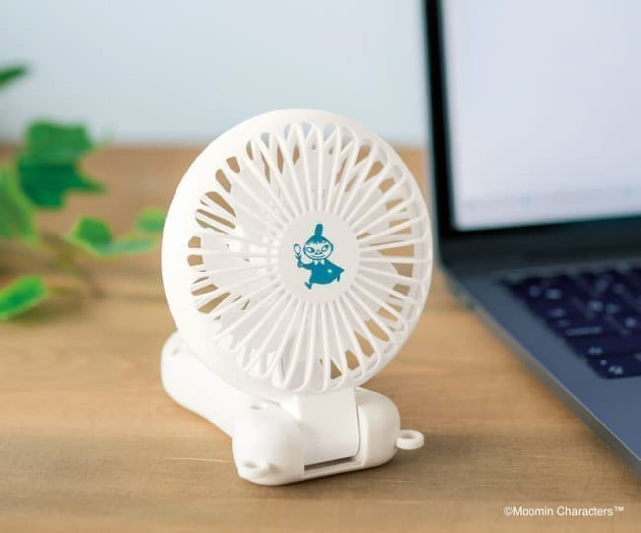 ムーミンの3WAY扇風機付き!「クックパッド プラス」2021年夏号
