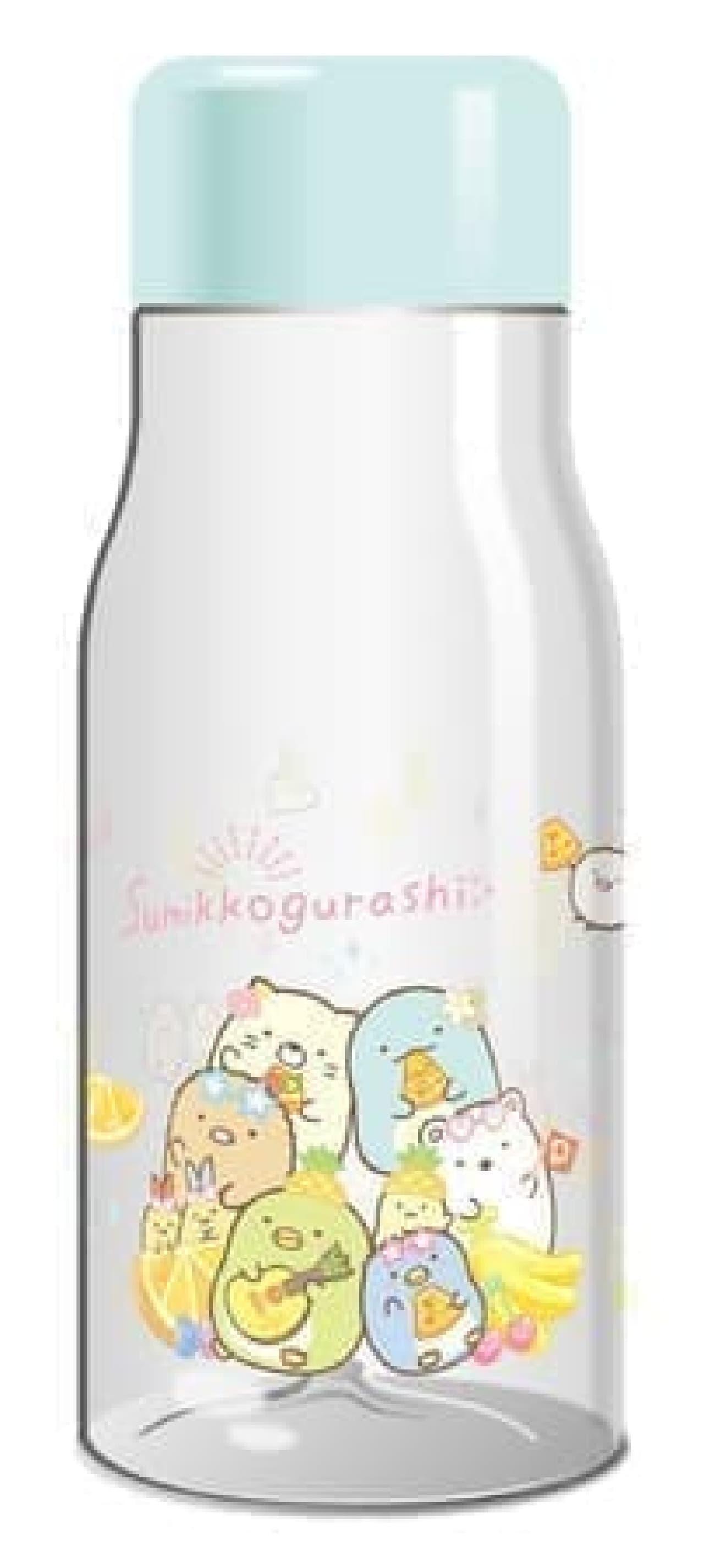 ピザーラ「すみっコぐらし スペシャルパック」プラス220円でクリアボトル&シール