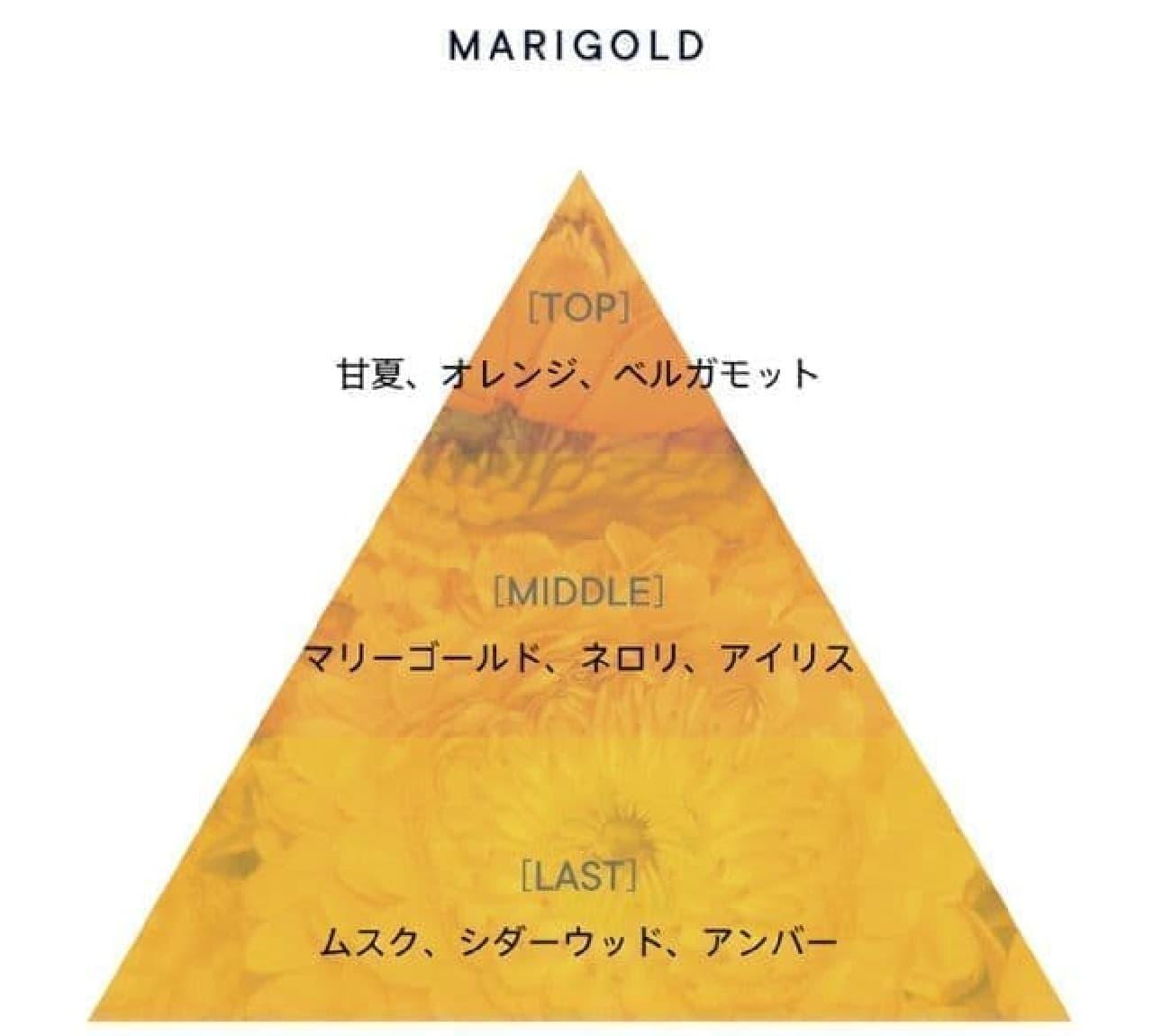 SHIRO「マリーゴールドシリーズ」