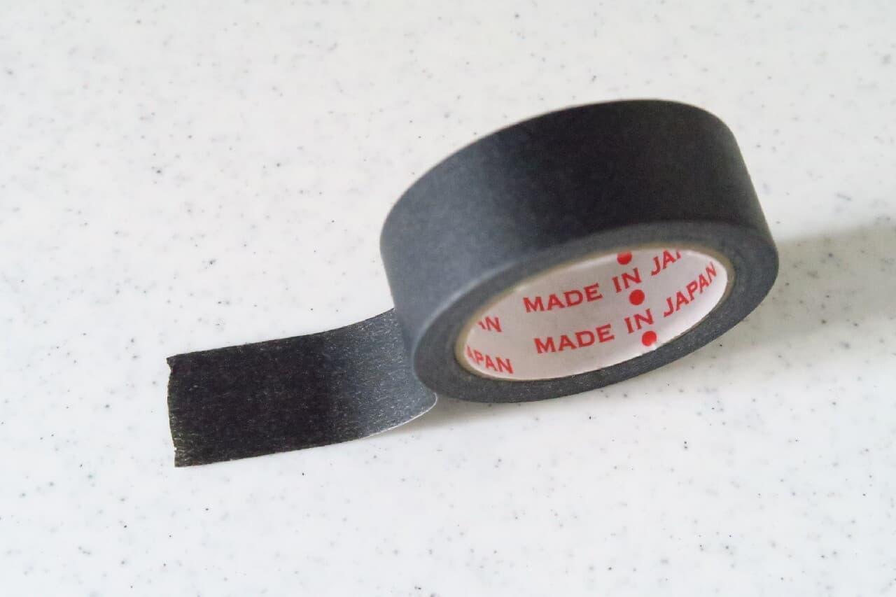 カビ汚れ防止マスキングテープ