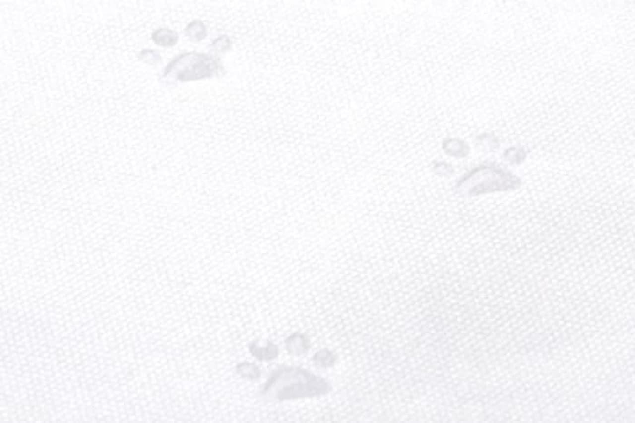 パリミキ×フェリシモ猫部のコラボ新商品 -- キジシロ柄メガネ拭きなど