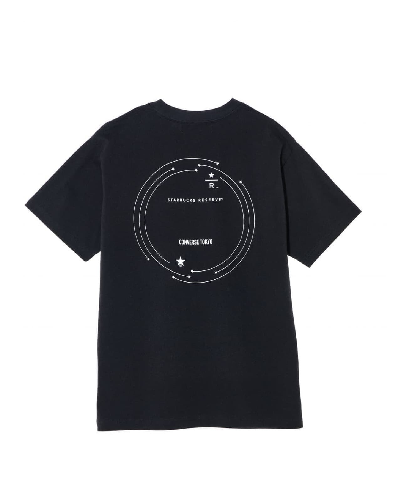スターバックス リザーブ ロースタリー 東京×CONVERSE TOKYOコラボ!夏の夜空をデザインした7アイテム