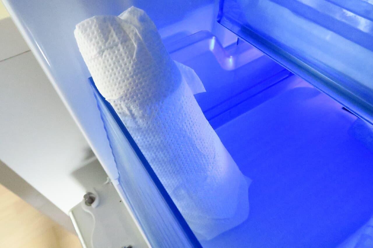 ステップ2とうもろこしの冷蔵&冷凍保存法 -- 凍ったままレンチンOK