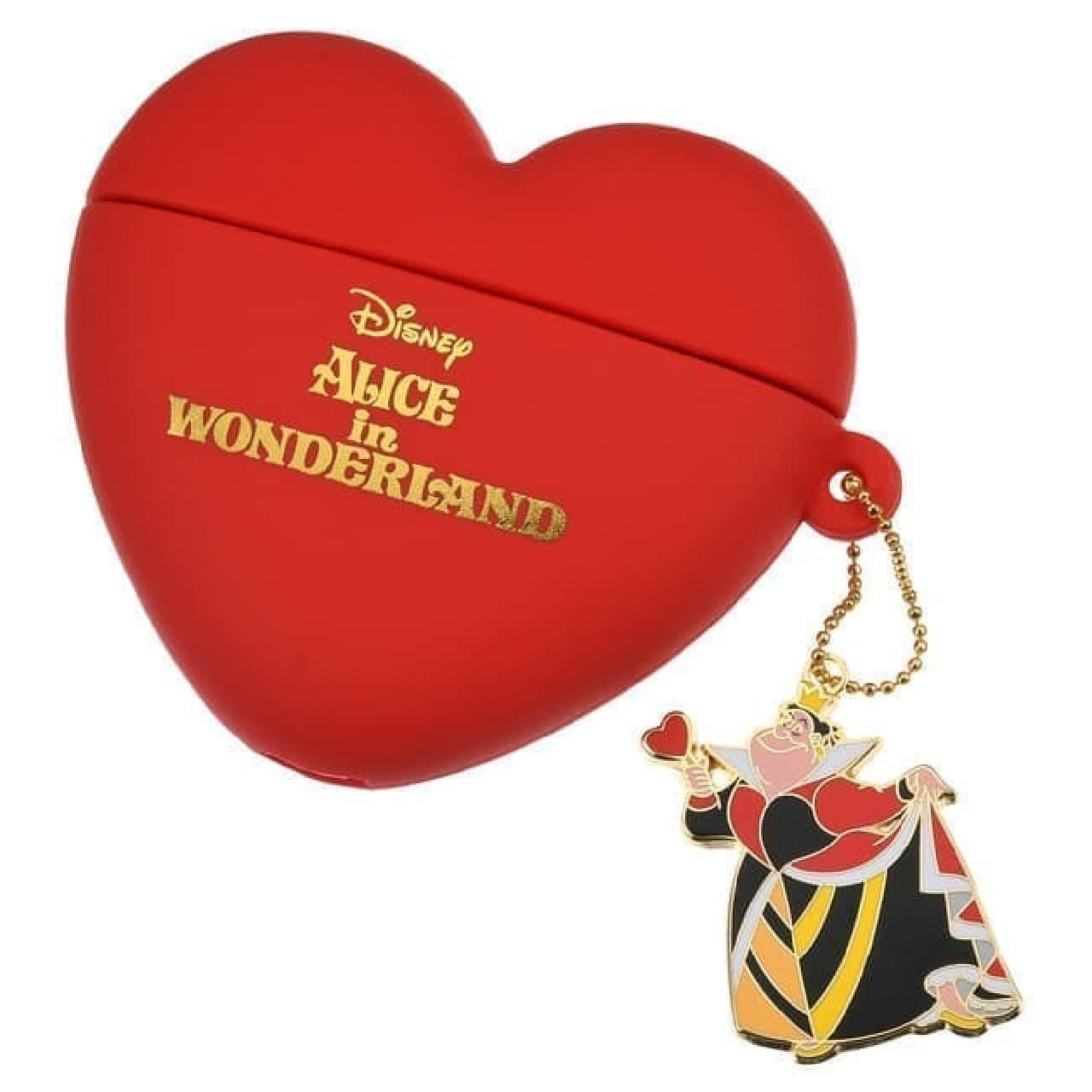 ショップディズニー「ふしぎの国のアリス」70周年アイテム -- ハートの女王をスタイリッシュに