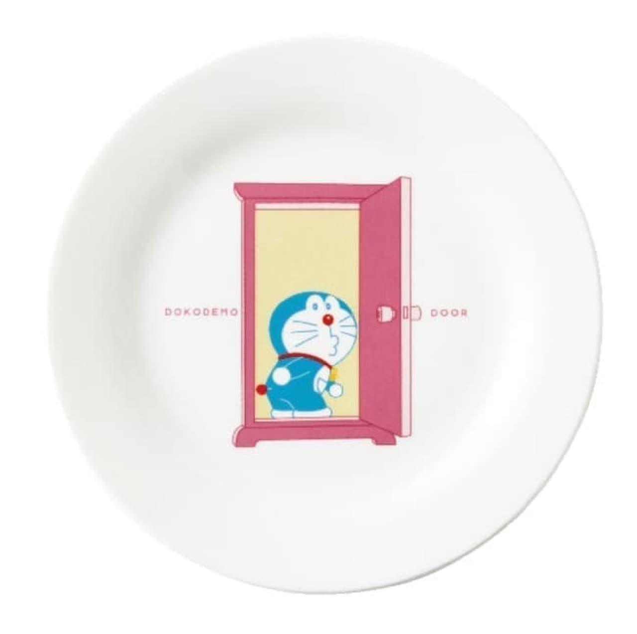 ほっともっと「ドラえもん皿プレゼントキャンペーン」先着7,000名にオリジナルのドラえもん皿