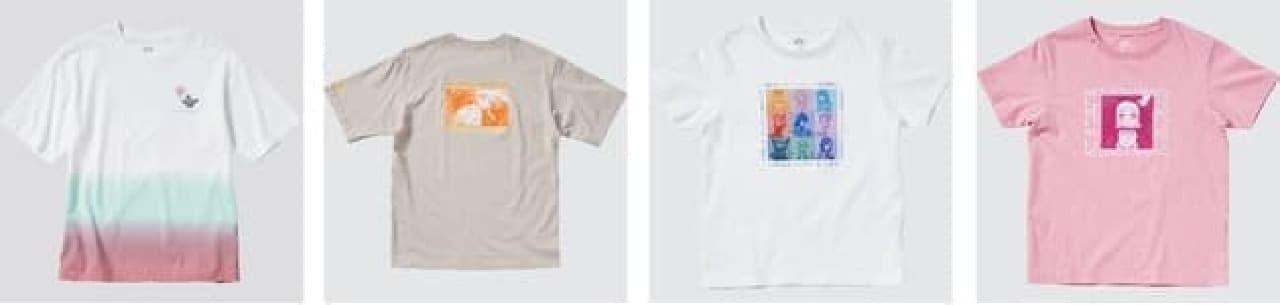 ユニクロ&ジーユーが「鬼滅の刃」とコラボ -- シャツ・バッグなど幅広いラインナップ