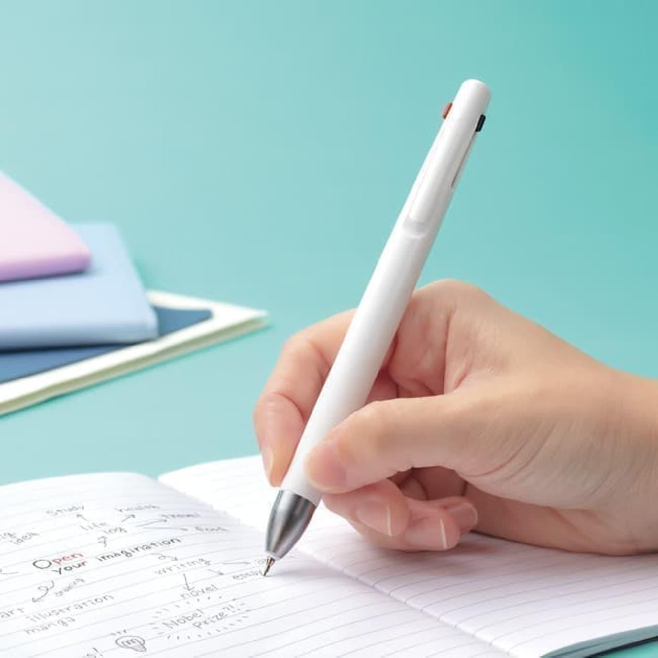 ゼブラ「ブレン」新色ミントグリーンなど4種 -- ブレないストレスフリーなボールペン