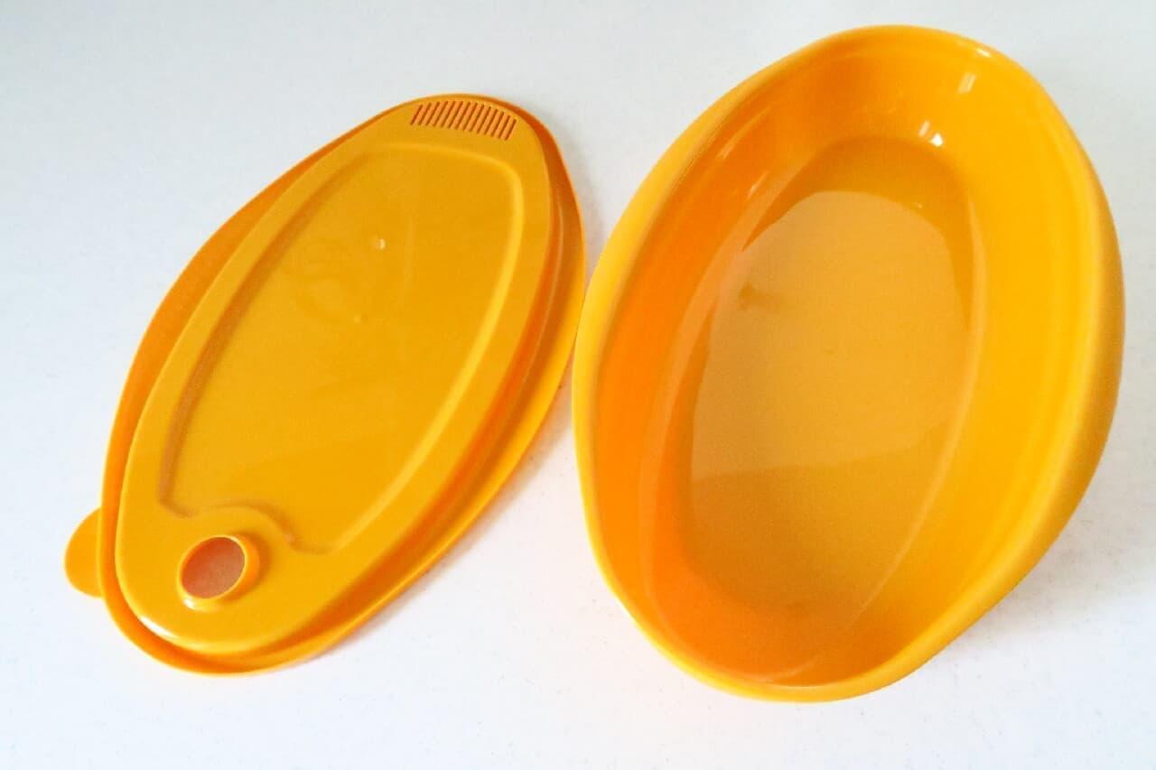 「お皿になるレンジでパスタ」レビュー -- ゆでる&そのまま食べられる電子レンジ調理グッズ