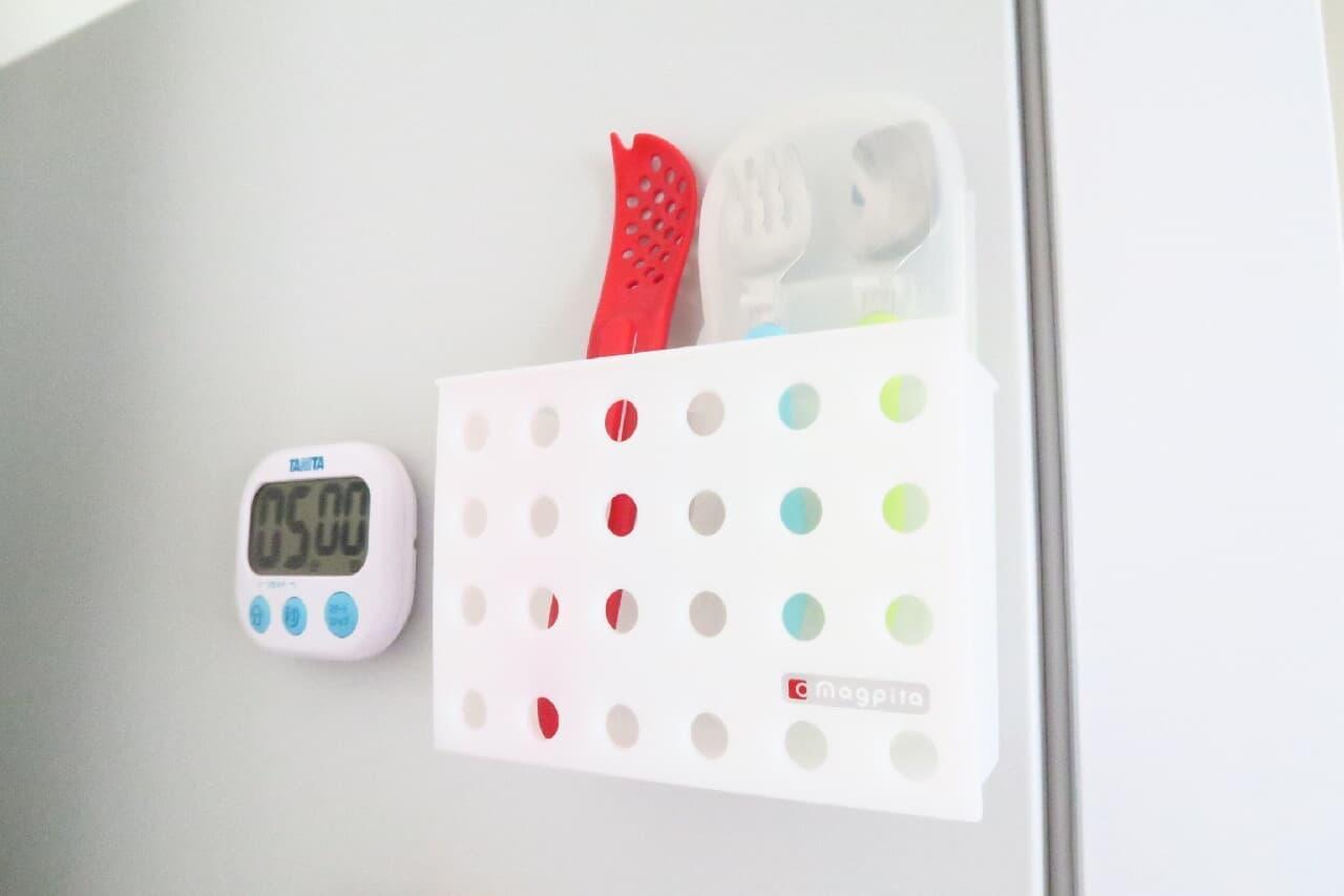 冷蔵庫収納の100均アイテム